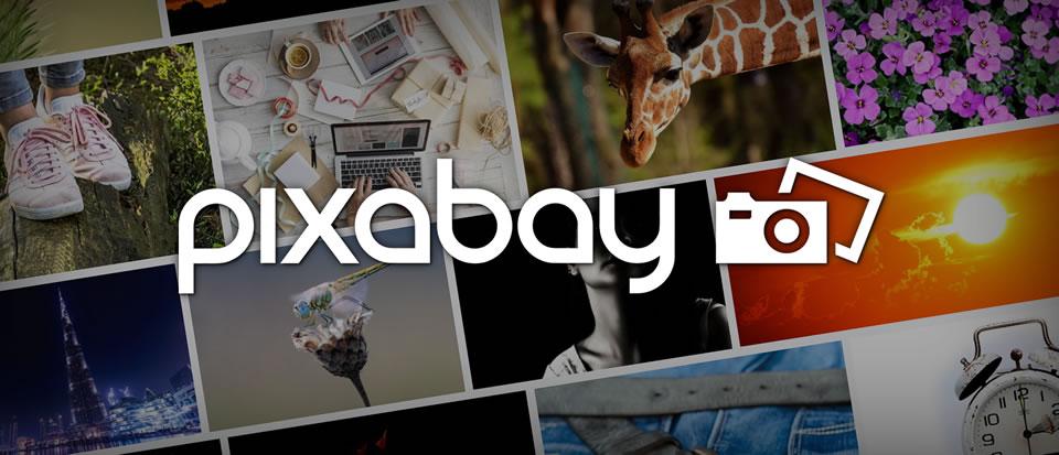 Des images gratuites et sans restriction d'usage avec Pixabay