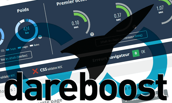 Dareboost, qualité et performance web : interview de Rémi Damlencour