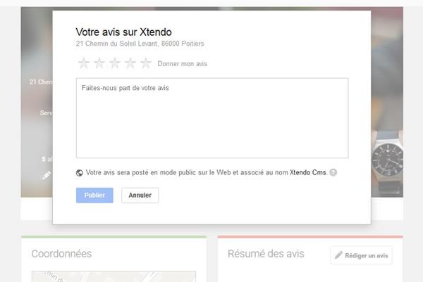 Astuce : Avis locaux de Google My Busines