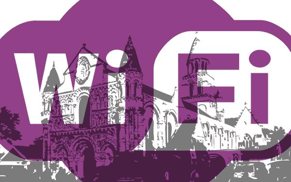 Poitiers : Points WiFi gratuits pour se connecter à Internet