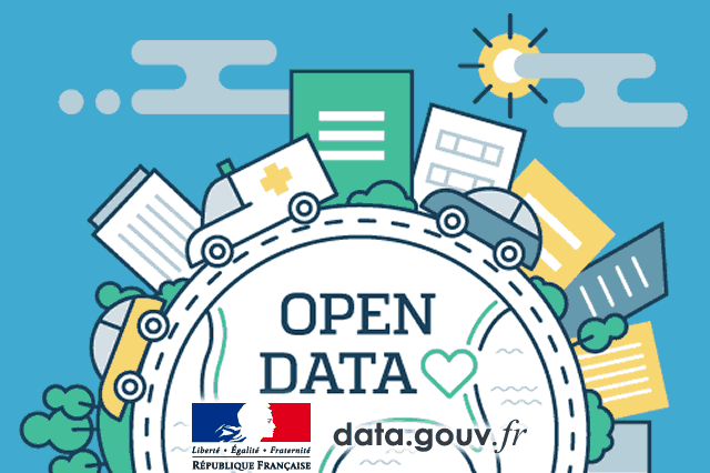 Open Data : L'accès wifi public de Grand-Poitiers