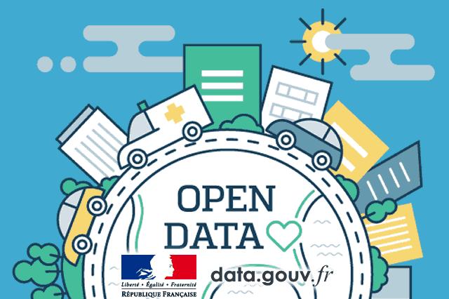 Open Data : L'accès wifi public de Grand-Poitiers