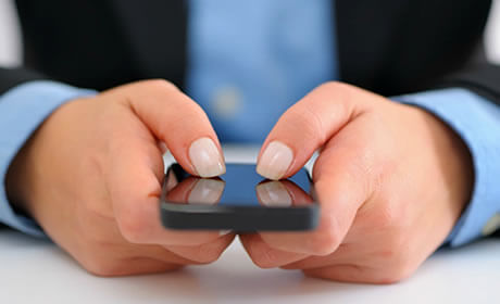 Applications mobiles -