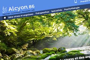 Alcyon 86 : Association de psychotérapeuthes à Poitiers