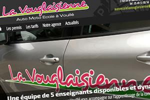 La Vouglaisienne : Auto-école à Vouillé 86