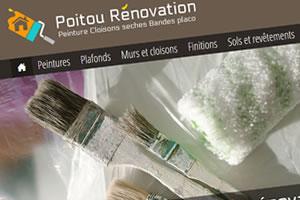 Poitou Rénovation : Artisan peintre à Poitiers