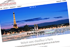 SB-Drivers : Location de voiture avec chauffeur à Paris