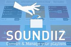 Convertir ses playlists en ligne avec Soundiiz -