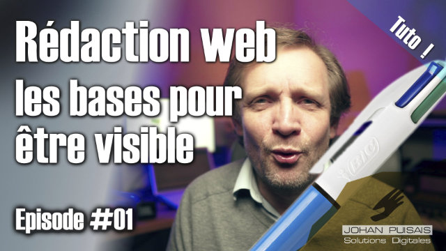 Rédaction web : pour une meilleure visibilité et plus de trafic -